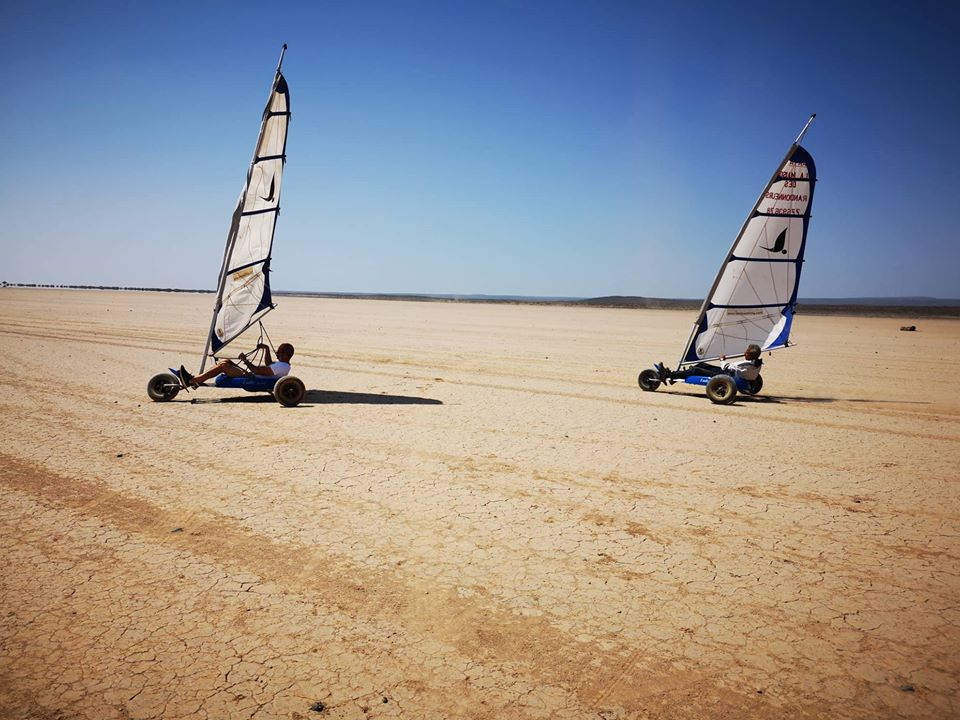 Le Char A Voile Une Invitation A L Aventure Office National Du Tourisme Djibouti